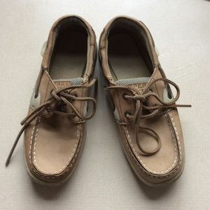 Like new sperry topsiders size 3M